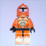 Lego Star Wars  Bomb Squad Trooper 2011 issue minifigure @sold@